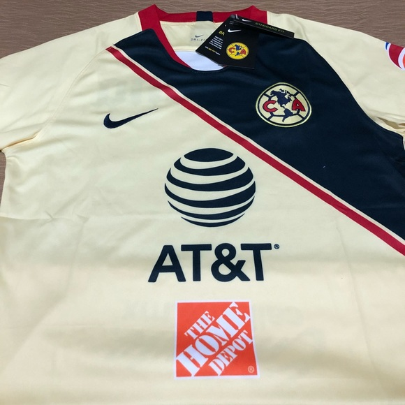 bfe975ce Nike Other | Club America Jersey Various Sizes | Poshmark